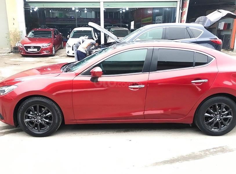 Bán ô tô Mazda 3 đời 2017, màu đỏ còn mới, giá 550tr (5)