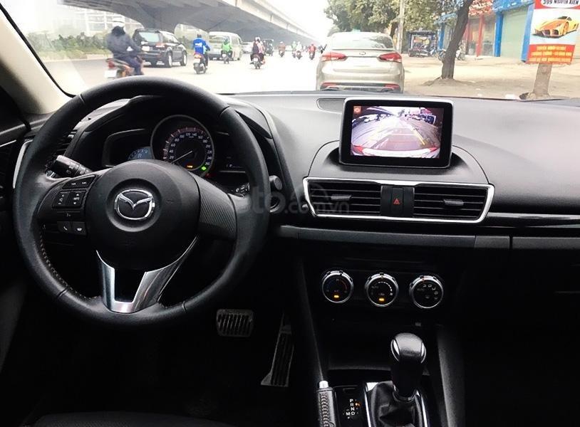 Bán ô tô Mazda 3 đời 2017, màu đỏ còn mới, giá 550tr (3)