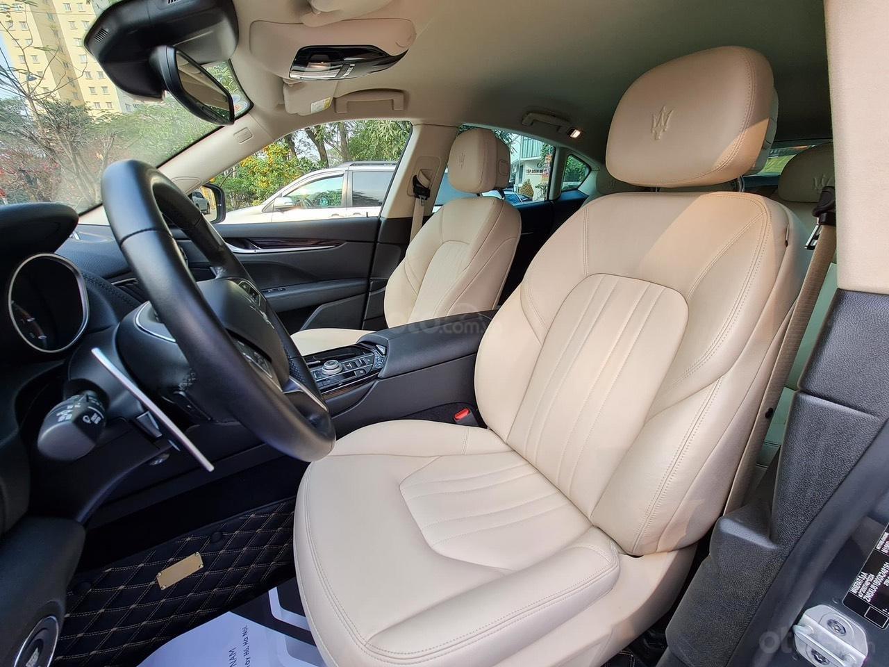 Bán xe Maserati Levante sản xuất năm 2017 (6)