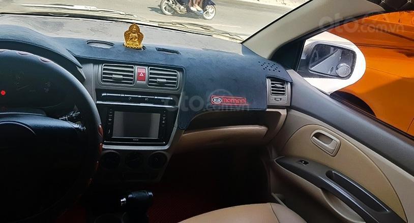 Bán xe Kia Morning đời 2005, màu bạc, nhập khẩu còn mới, 162 triệu (5)