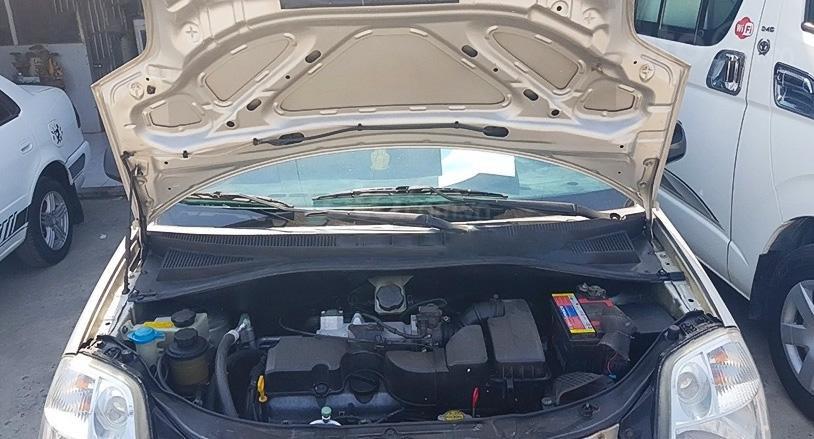 Bán xe Kia Morning đời 2005, màu bạc, nhập khẩu còn mới, 162 triệu (2)