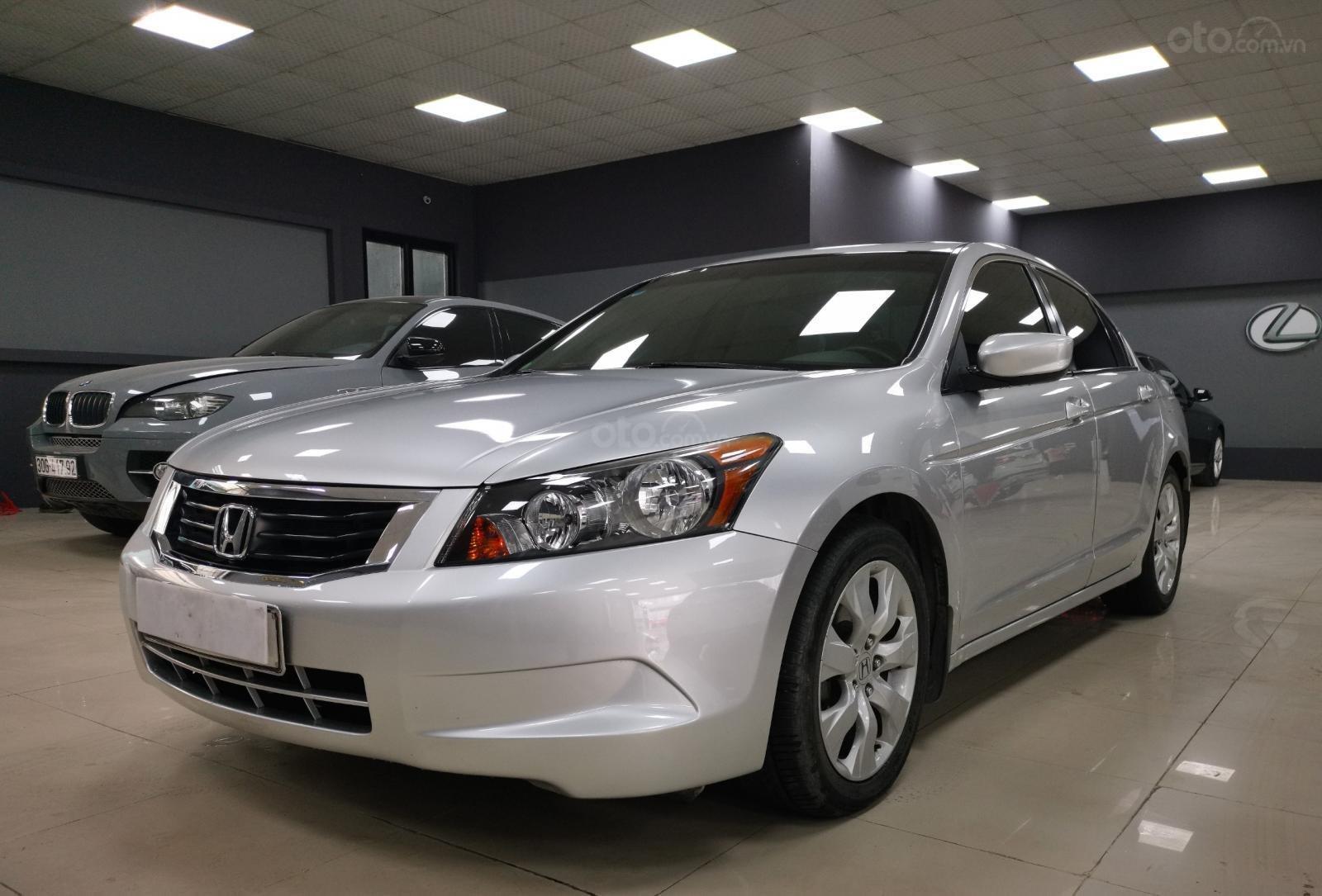 Bán nhanh với giá thấp chiếc Honda Accord sản xuất năm 2007 (3)