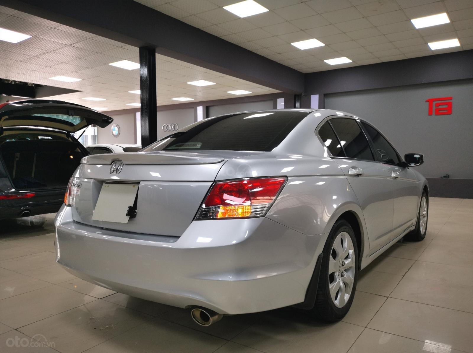 Bán nhanh với giá thấp chiếc Honda Accord sản xuất năm 2007 (4)