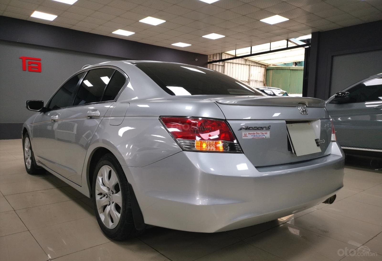Bán nhanh với giá thấp chiếc Honda Accord sản xuất năm 2007 (5)