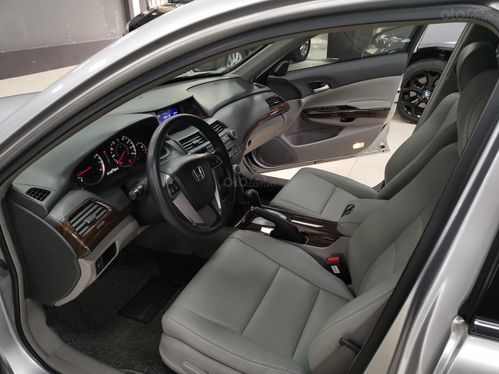 Bán nhanh với giá thấp chiếc Honda Accord sản xuất năm 2007 (9)