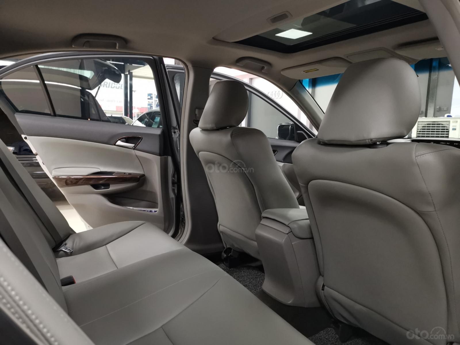 Bán nhanh với giá thấp chiếc Honda Accord sản xuất năm 2007 (14)