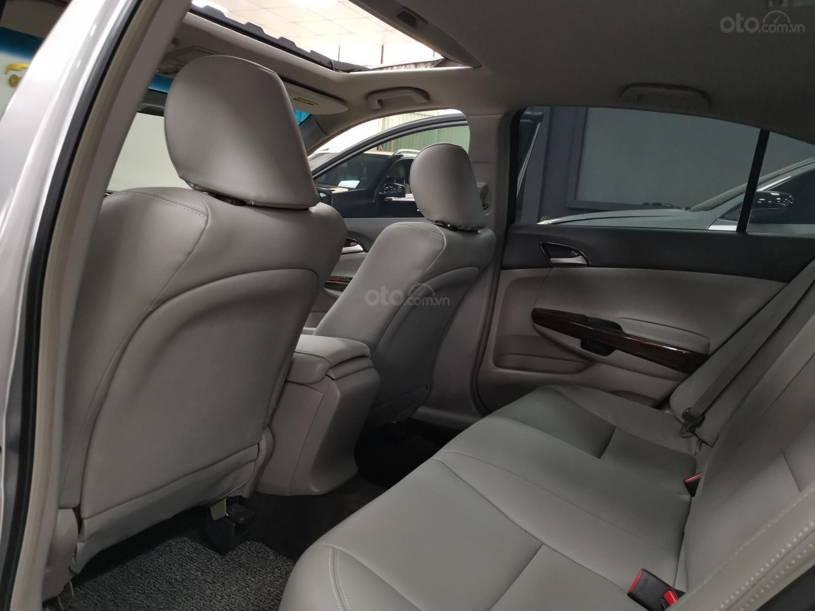 Bán nhanh với giá thấp chiếc Honda Accord sản xuất năm 2007 (15)