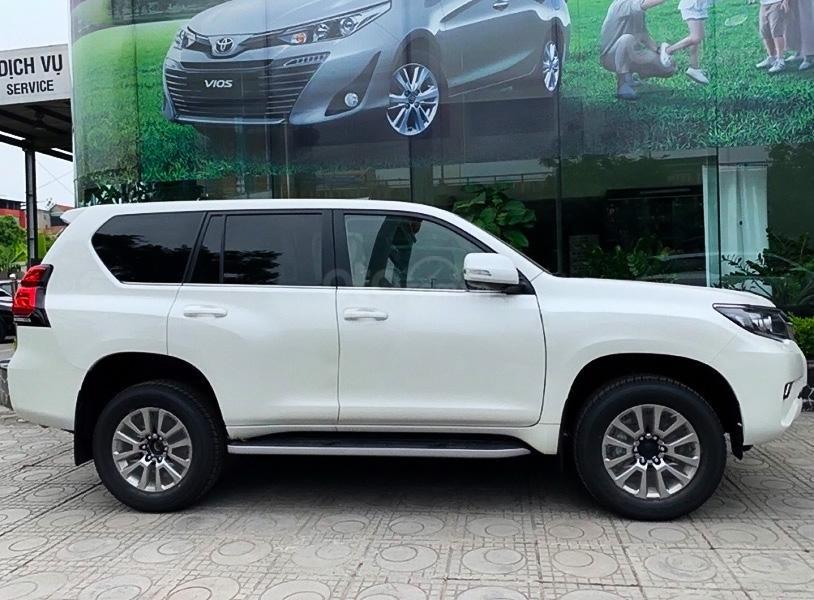 Cần bán Toyota Prado sản xuất 2021, màu trắng, xe nhập (3)