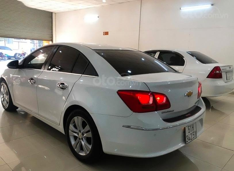 Xe Chevrolet Cruze 1.8 LTZ đời 2017, màu trắng, số tự động, 465tr (5)