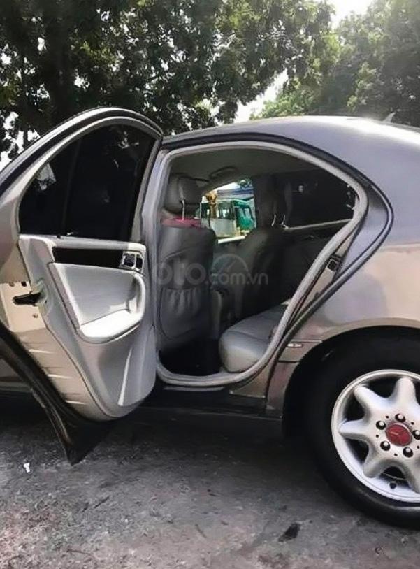 Cần bán Mercedes C200 - 2001 sản xuất 2001, màu xám (3)