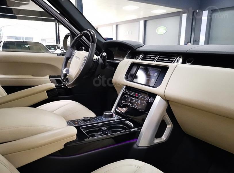 Xe LandRover Range Rover HSE 3.0 2016, màu đen, nhập khẩu (4)