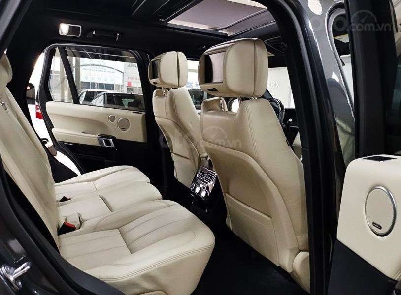 Xe LandRover Range Rover HSE 3.0 2016, màu đen, nhập khẩu (2)