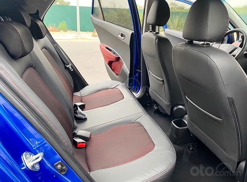 Cần bán xe Hyundai Grand i10 2019, màu xanh lam  (2)