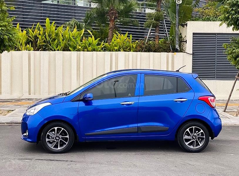 Cần bán xe Hyundai Grand i10 2019, màu xanh lam  (5)