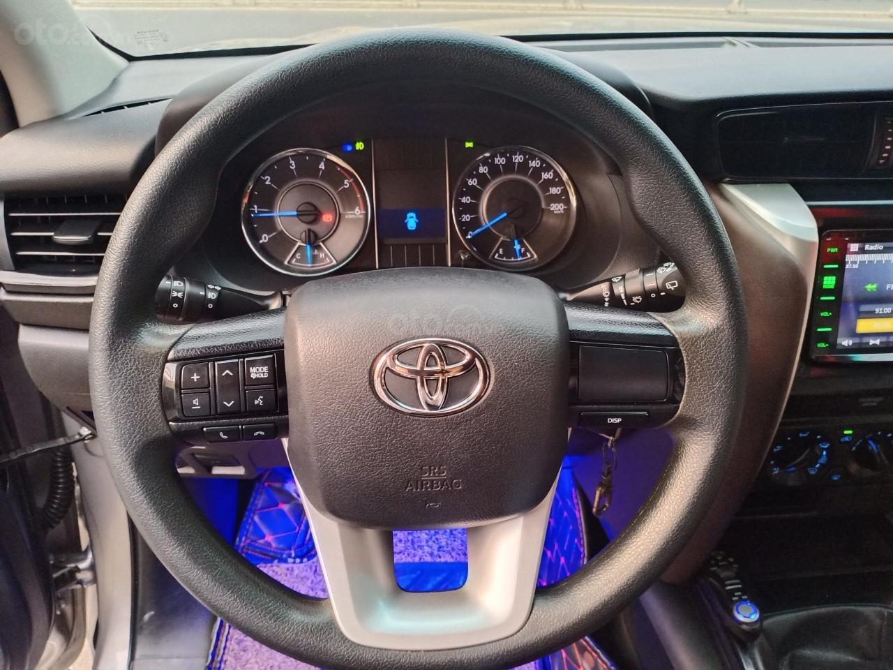 Cần bán lại xe Toyota Fortuner 2.4G 4x2MT năm 2017, giá 900tr (12)