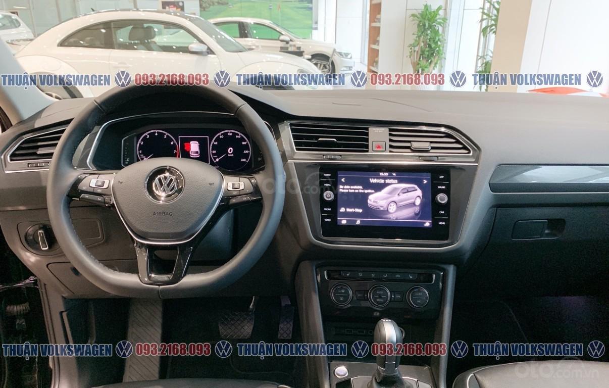 Khuyến mãi tháng 2/2021 Volkswagen Tiguan Luxury màu cam giảm cực khủng 120 triệu tiền mặt+ gói quà tặng cực hấp dẫn (14)