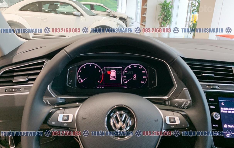 Khuyến mãi tháng 2/2021 Volkswagen Tiguan Luxury màu cam giảm cực khủng 120 triệu tiền mặt+ gói quà tặng cực hấp dẫn (15)