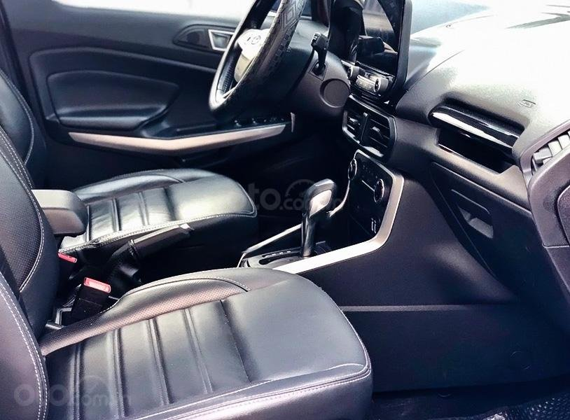 Cần bán Ford EcoSport Titanium năm sản xuất 2019, màu cam (3)