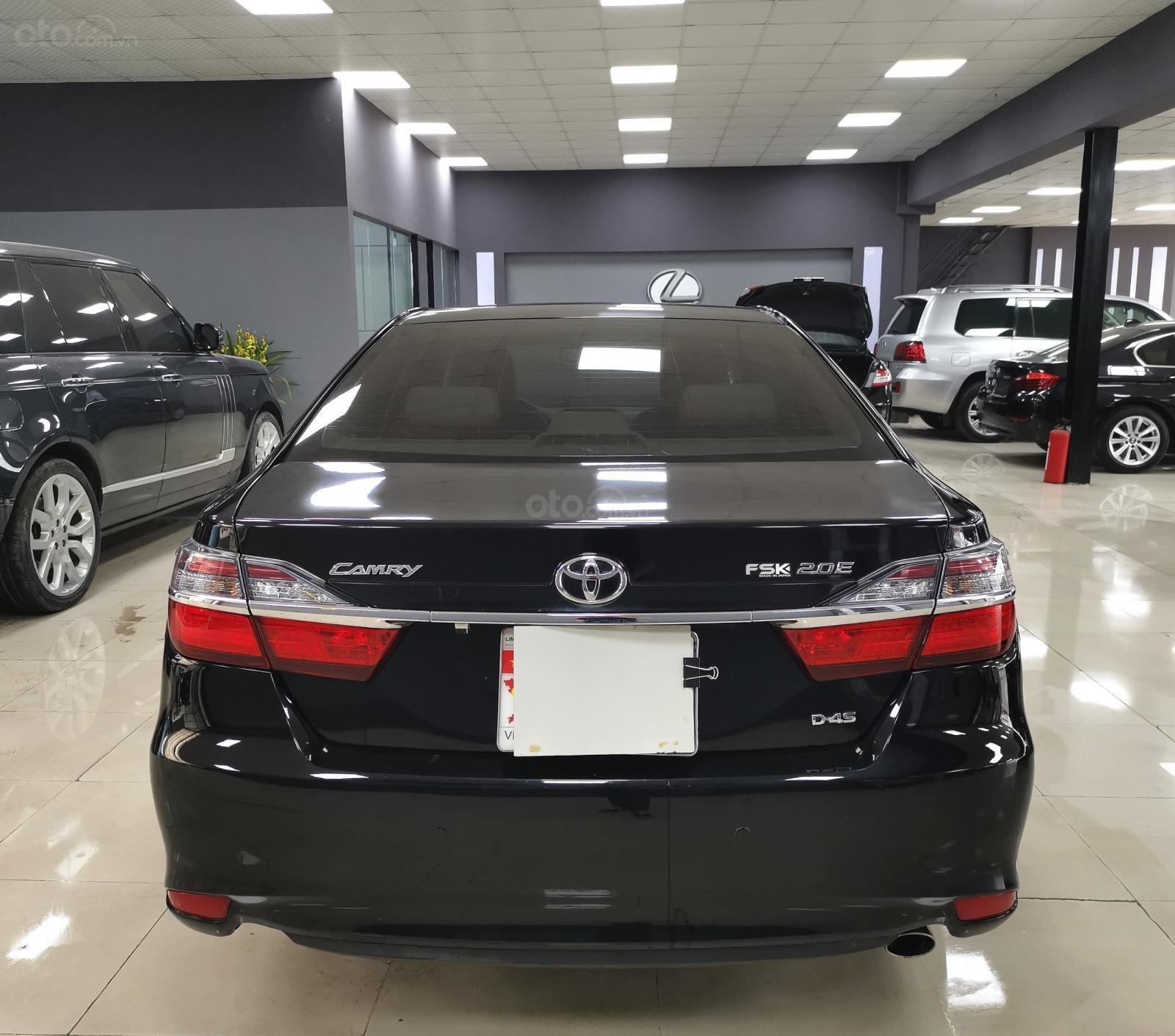 Bán nhanh chiếc Toyota Camry 2.0E 2019 (6)