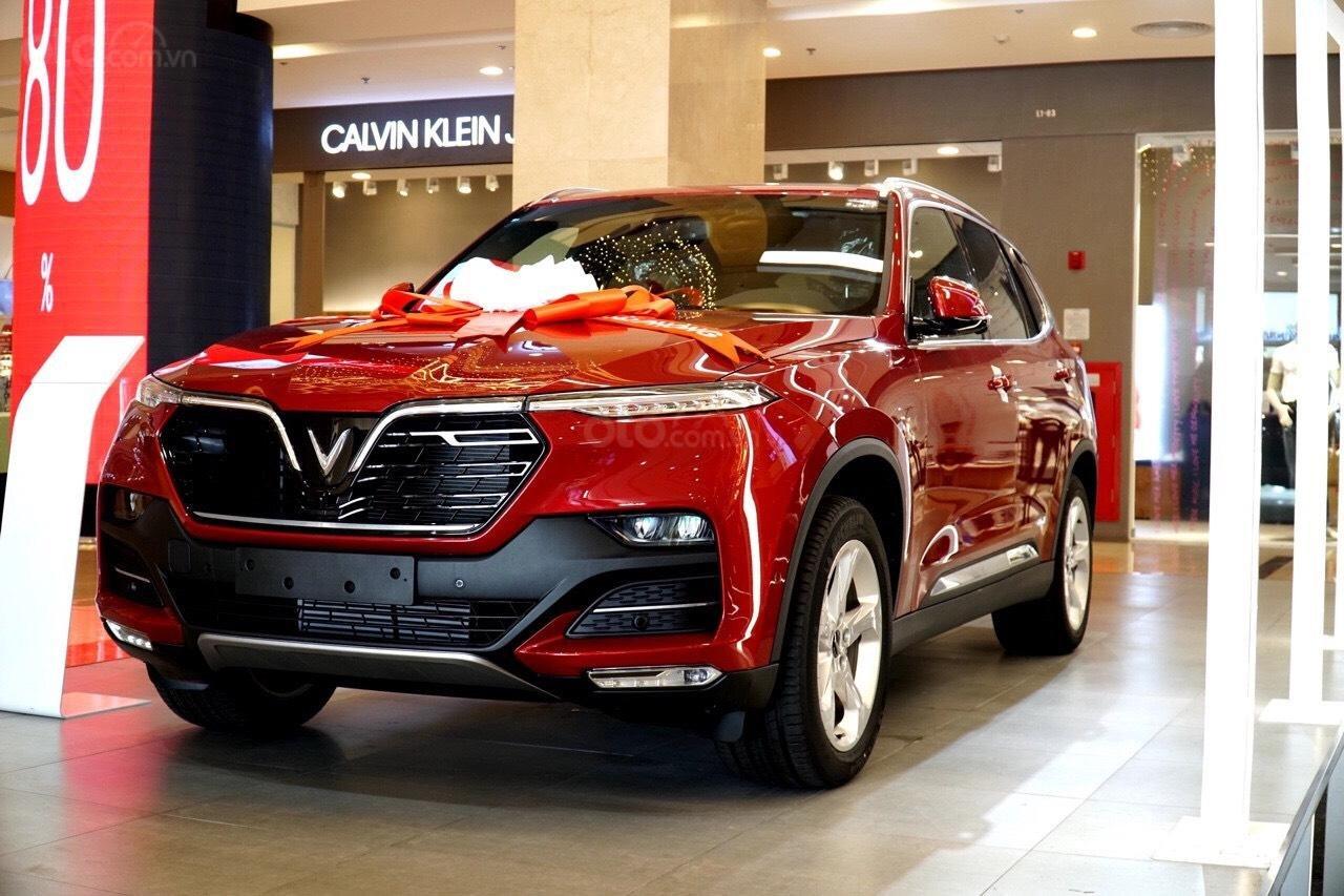VinFast Lux SA 2.0 2021 ưu đãi hỗ trợ vay 90%, đủ màu, xe sẵn giao ngay, thuế 0đ (2)