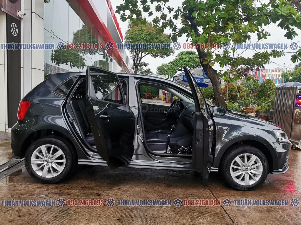 Báo giá nhanh lăn bánh + khuyến mãi tháng 2/2021 Volkswagen Polo Hatchback xe nhập nhỏ gọn dành cho phái nữ (2)