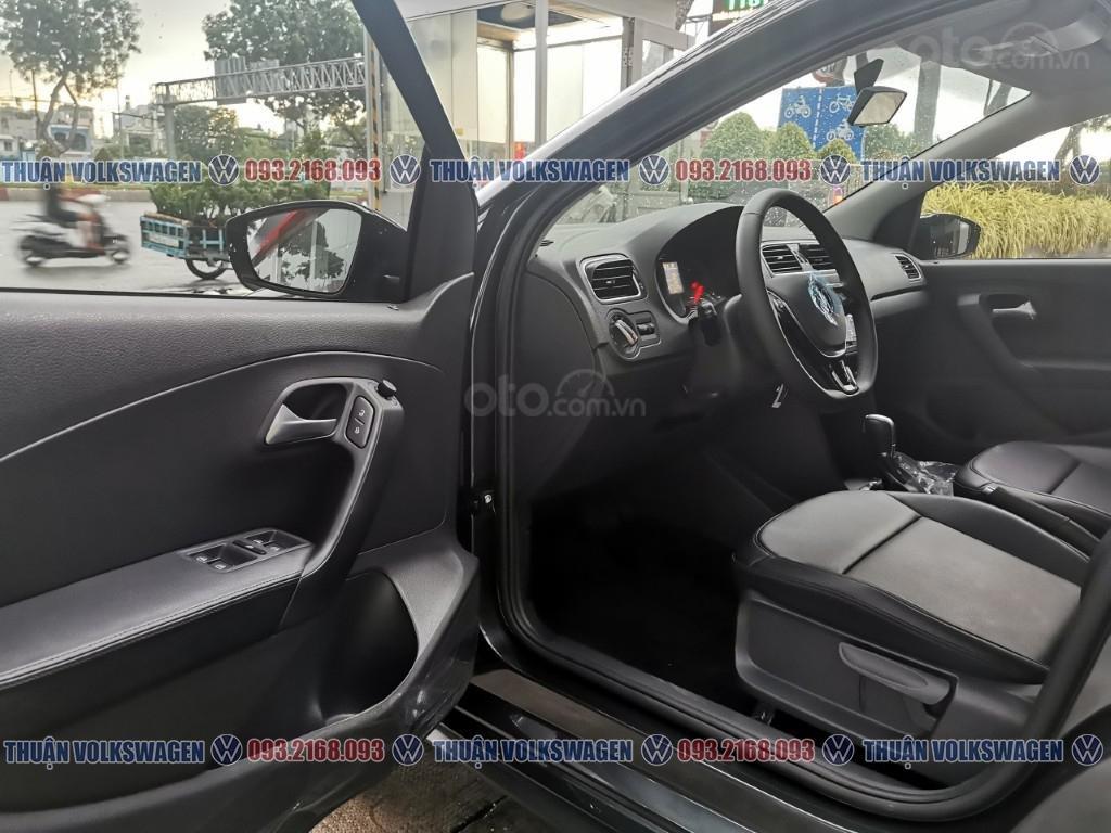 Báo giá nhanh lăn bánh + khuyến mãi tháng 2/2021 Volkswagen Polo Hatchback xe nhập nhỏ gọn dành cho phái nữ (12)