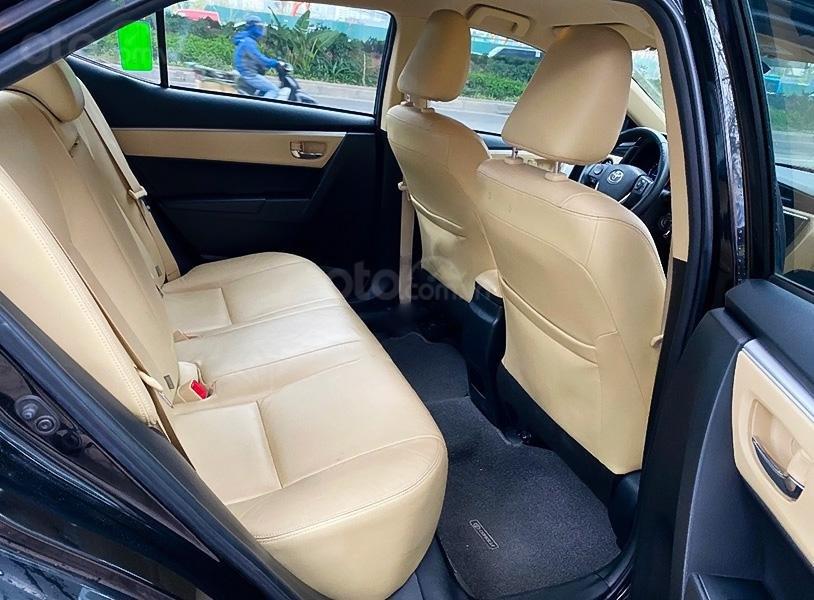 Xe Toyota Corolla Altis sản xuất năm 2018, màu đen, 660tr (4)