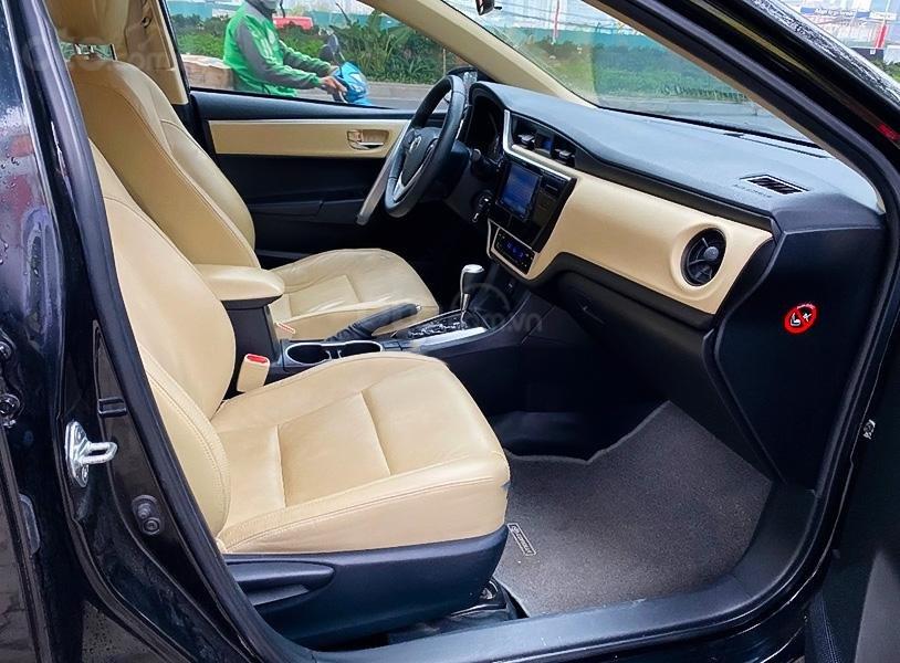 Xe Toyota Corolla Altis sản xuất năm 2018, màu đen, 660tr (3)