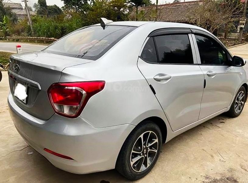 Bán Hyundai Grand i10 2016, màu bạc, xe nhập  (5)
