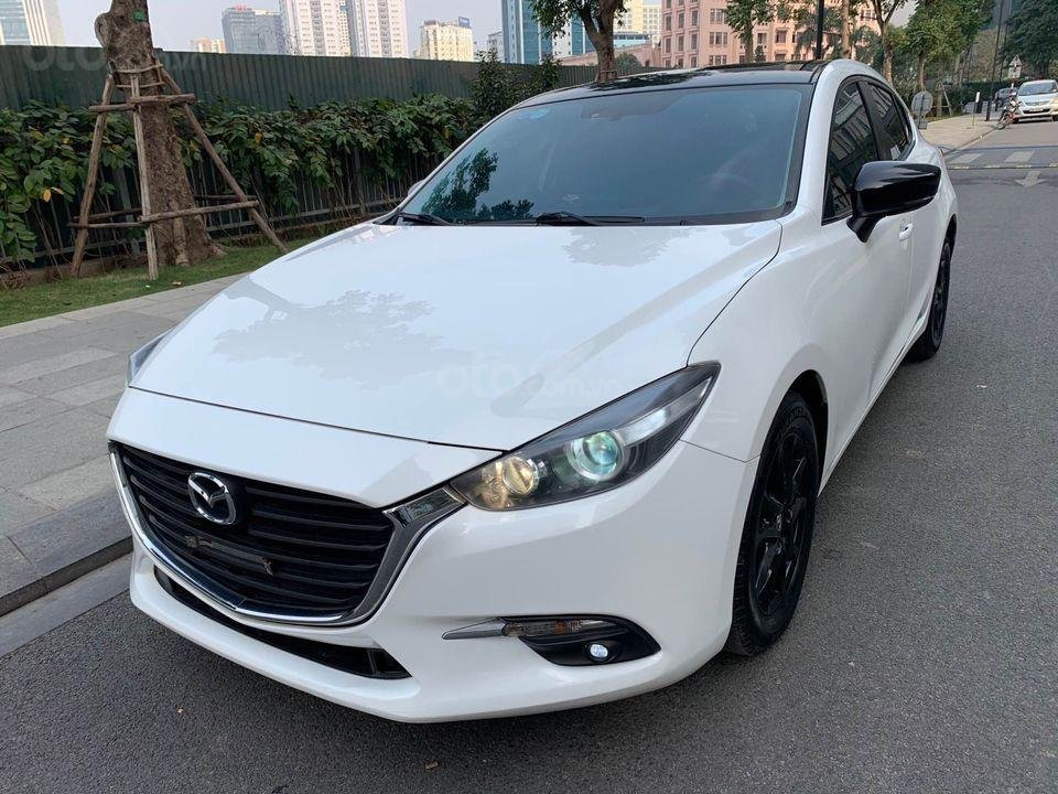 Bán nhanh Mazda 3 1.5AT Facelift năm 2017, màu trắng, giá nhỉnh 500 triệu (2)