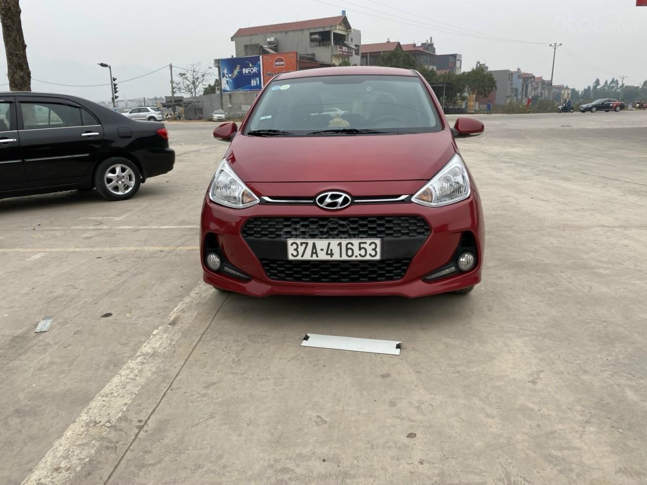 Bán xe Hyundai Grand i10 1.2 2018, số tự động (1)