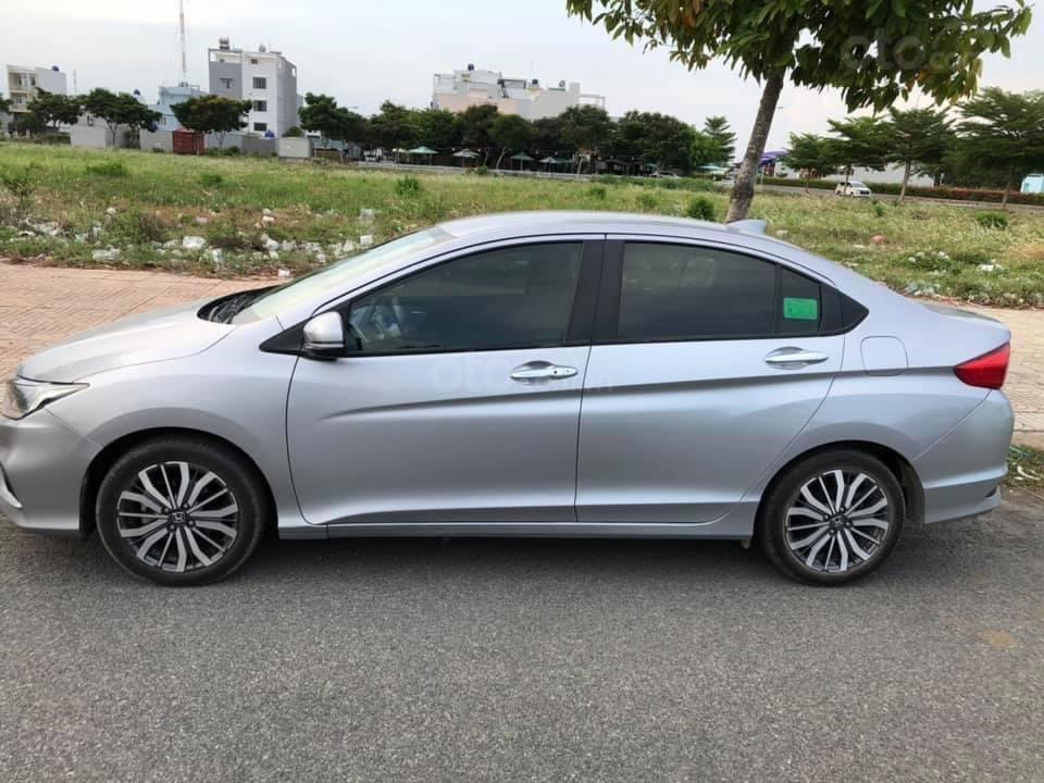 Bán Honda City sản xuất năm 2019, màu bạc (1)