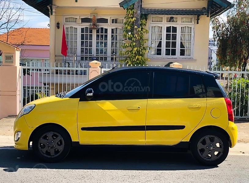Cần bán Kia Morning 1.1AT năm sản xuất 2009, màu vàng  (1)