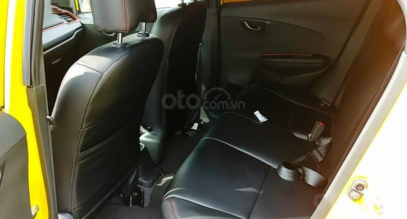 Bán Honda Brio 1.2 RS đời 2020, màu vàng, nhập khẩu  (2)