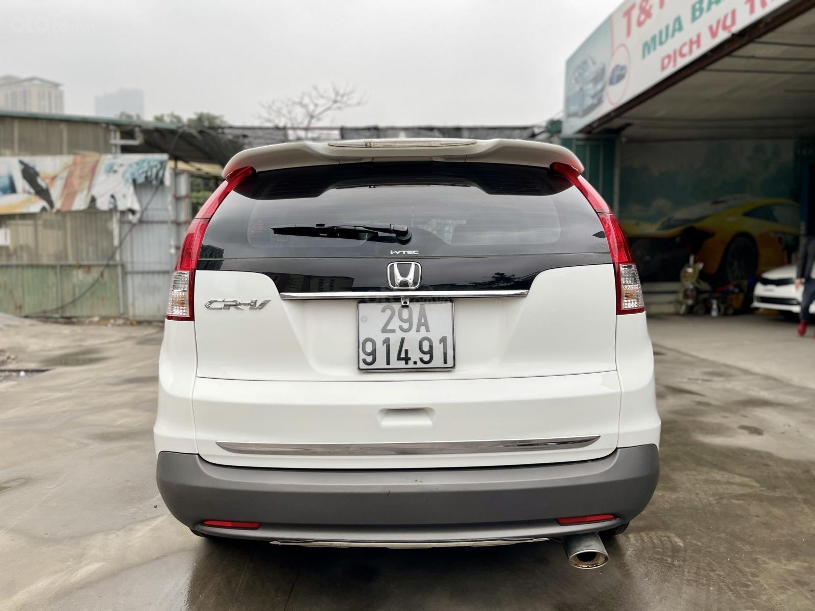 Bán Honda CR V 2.0 năm sản xuất 2013, giá cạnh tranh (6)