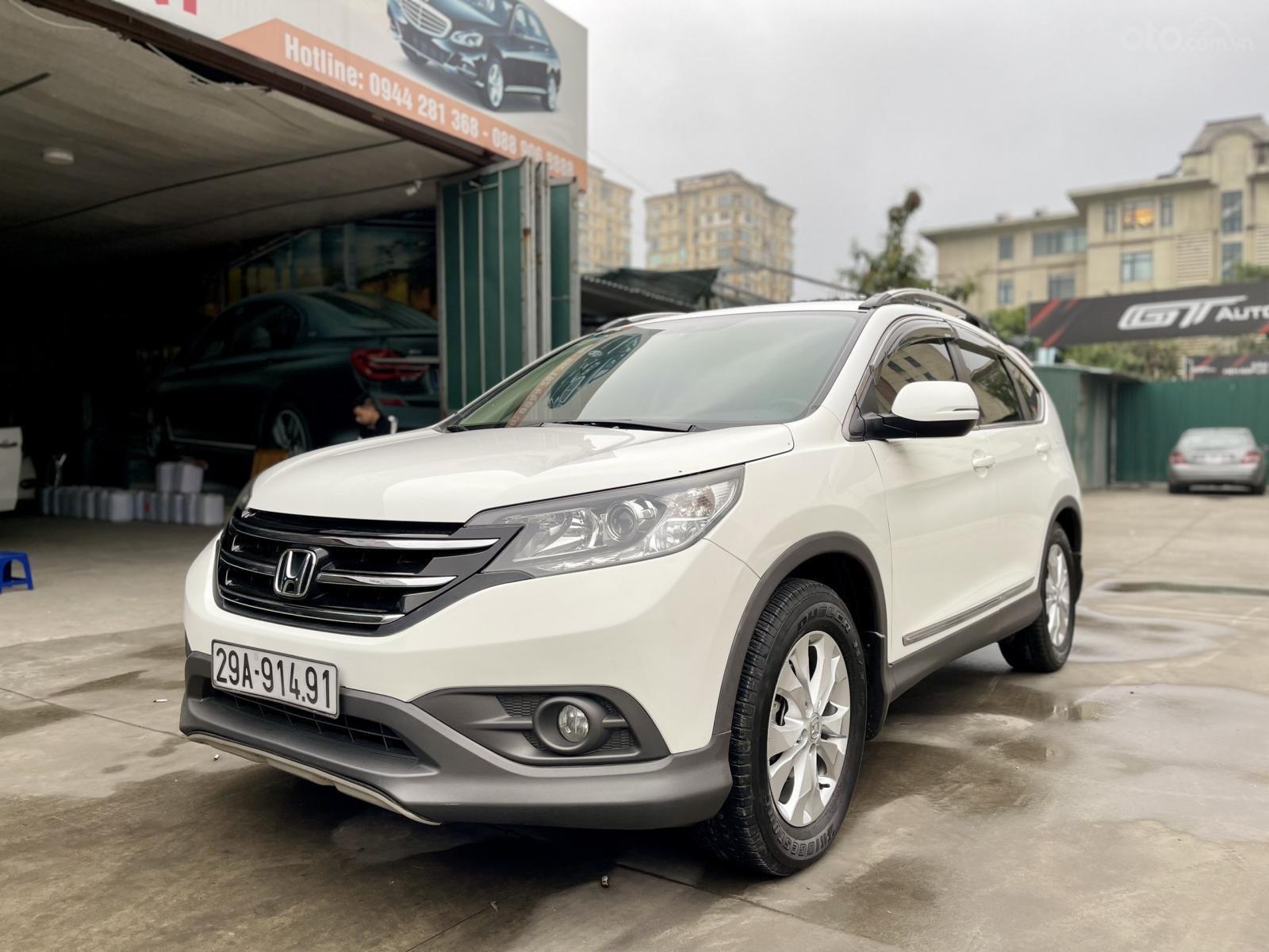 Bán Honda CR V 2.0 năm sản xuất 2013, giá cạnh tranh (2)