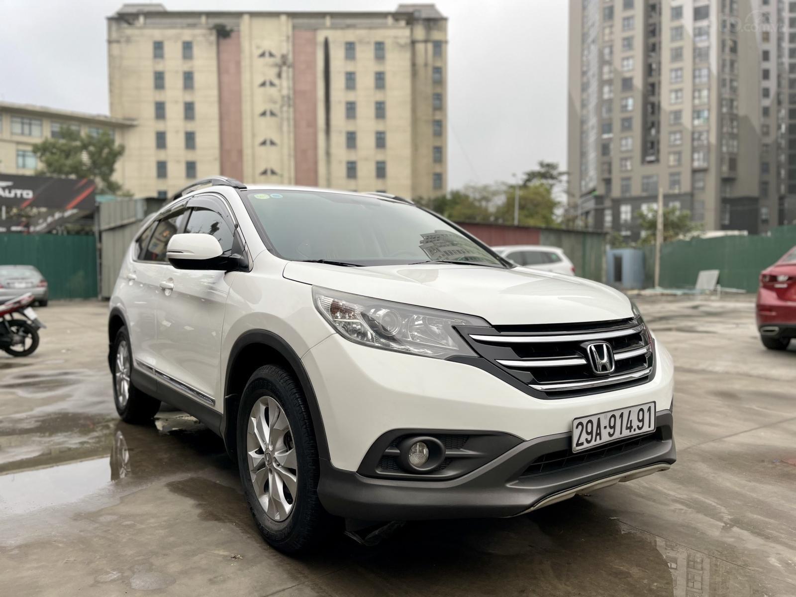 Bán Honda CR V 2.0 năm sản xuất 2013, giá cạnh tranh (1)