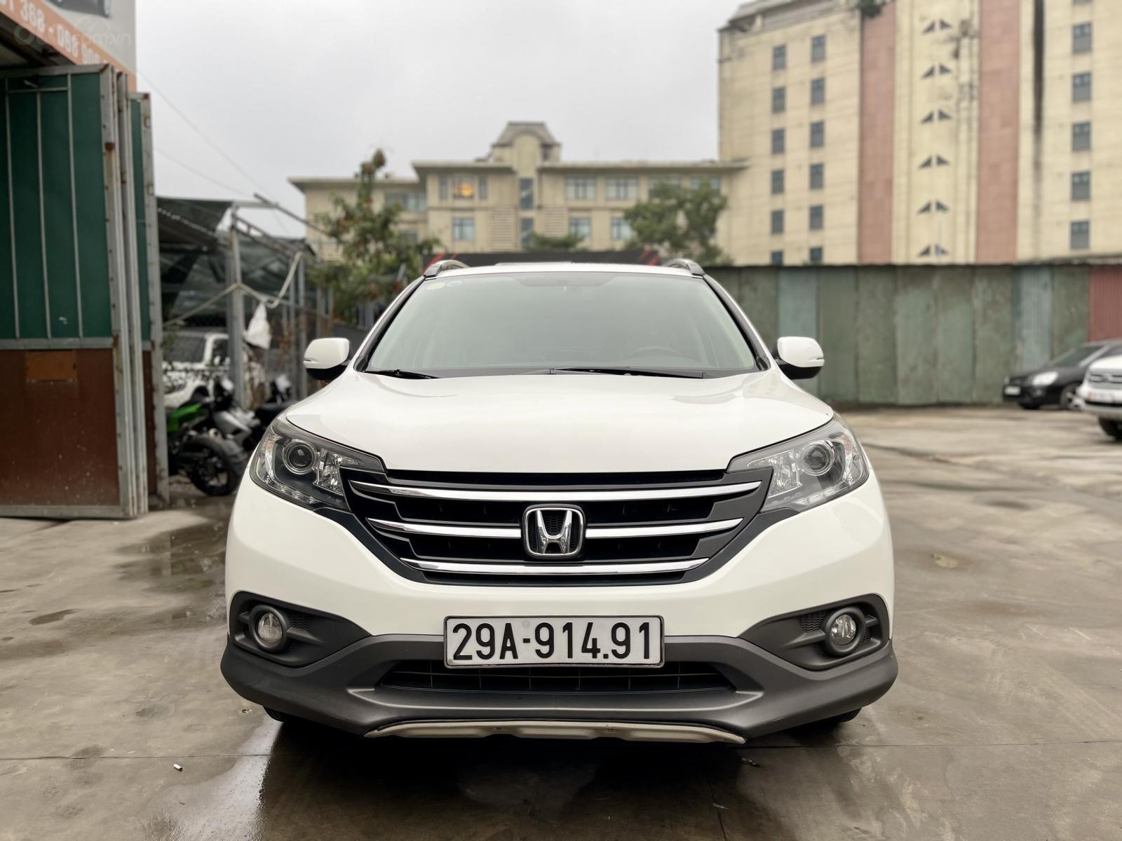 Bán Honda CR V 2.0 năm sản xuất 2013, giá cạnh tranh (3)