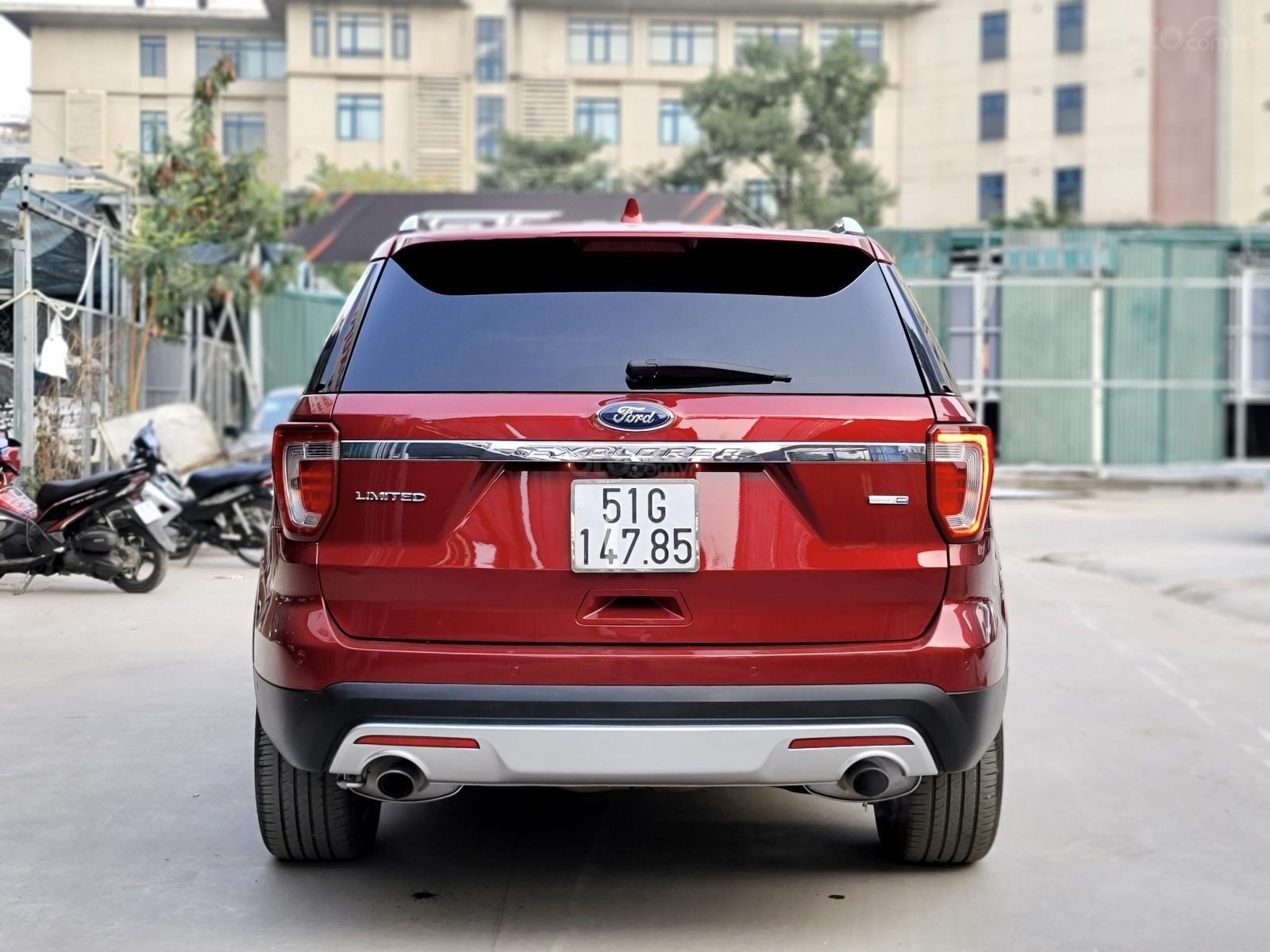Bán xe Ford Explorer 2.3 Ecoboost năm 2017 (3)