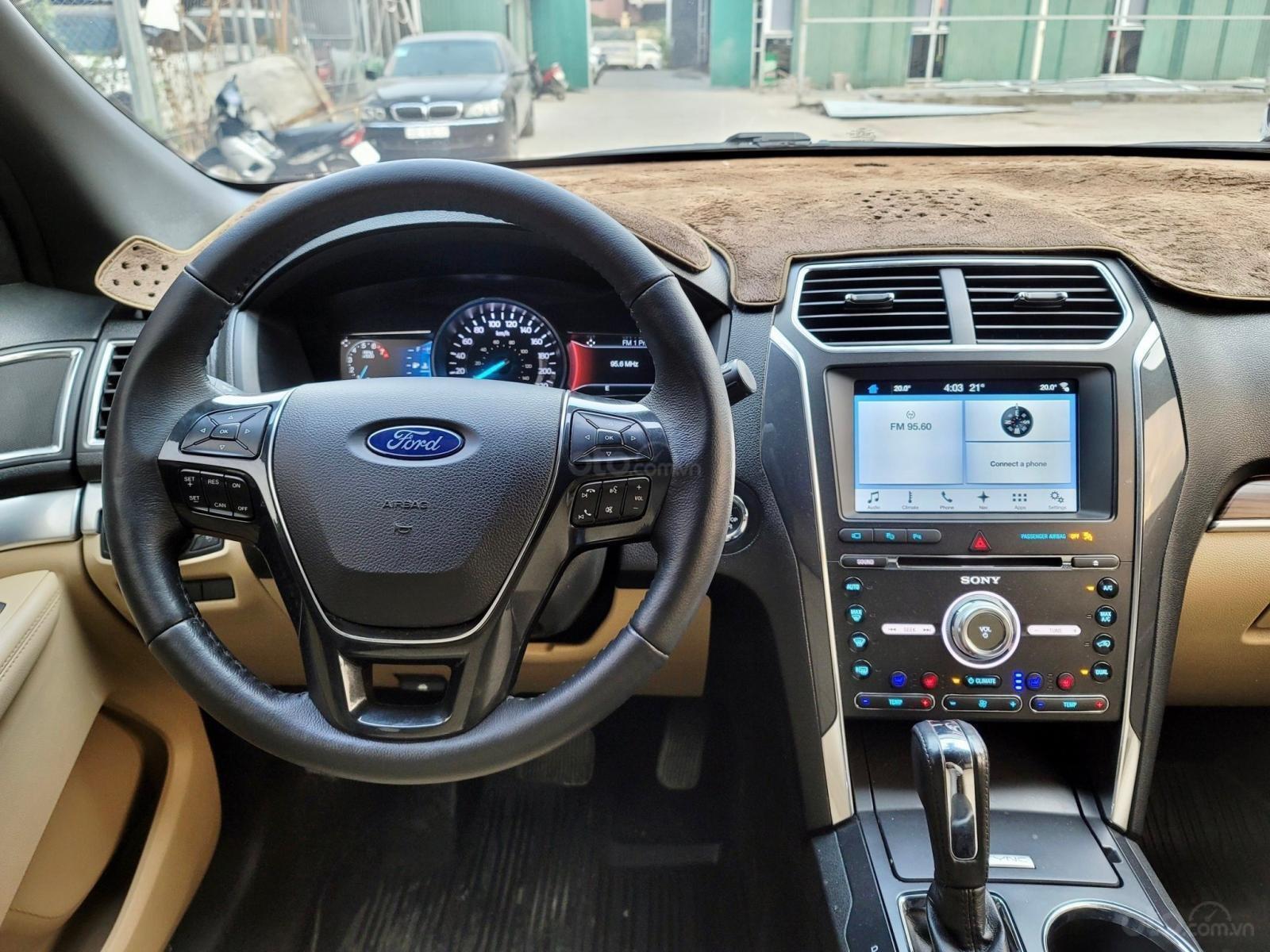 Bán xe Ford Explorer 2.3 Ecoboost năm 2017 (14)