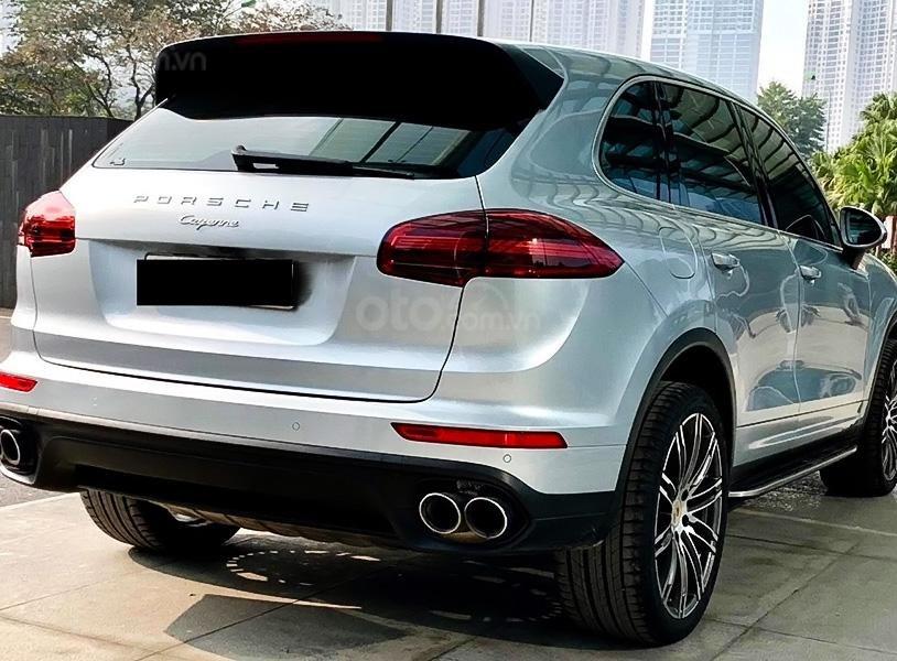Cần bán Porsche Cayenne năm 2016, màu bạc, nhập khẩu (5)