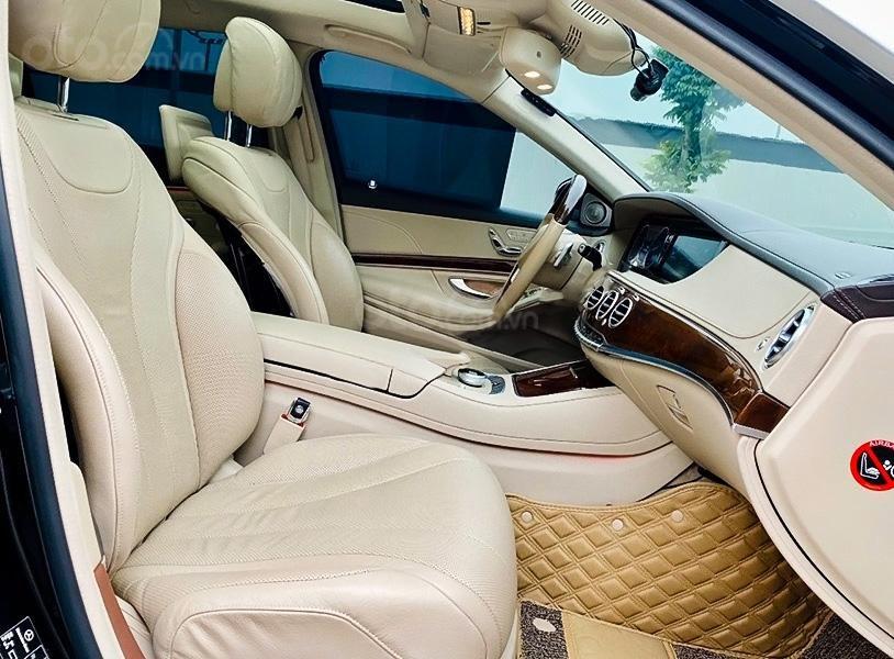 Cần bán Mercedes S400 Full sản xuất năm 2014, màu đen  (5)
