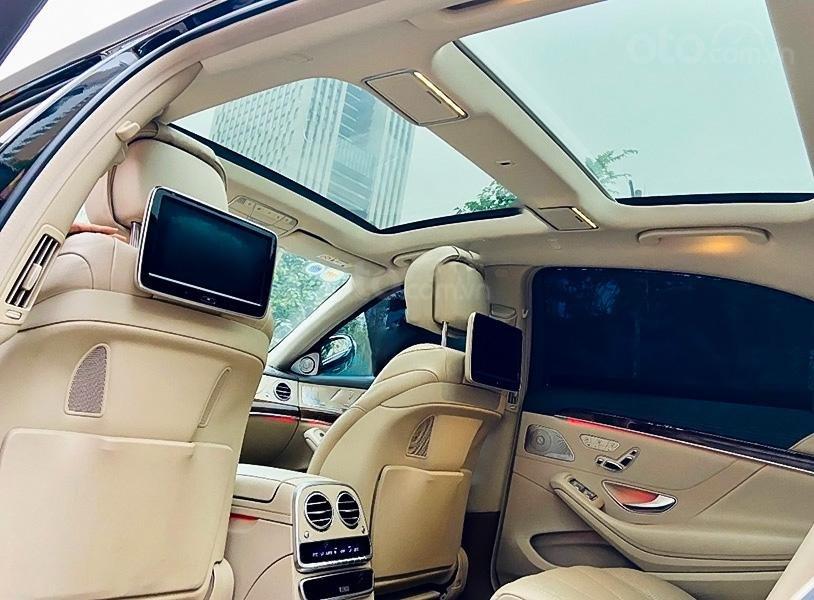 Cần bán Mercedes S400 Full sản xuất năm 2014, màu đen  (2)