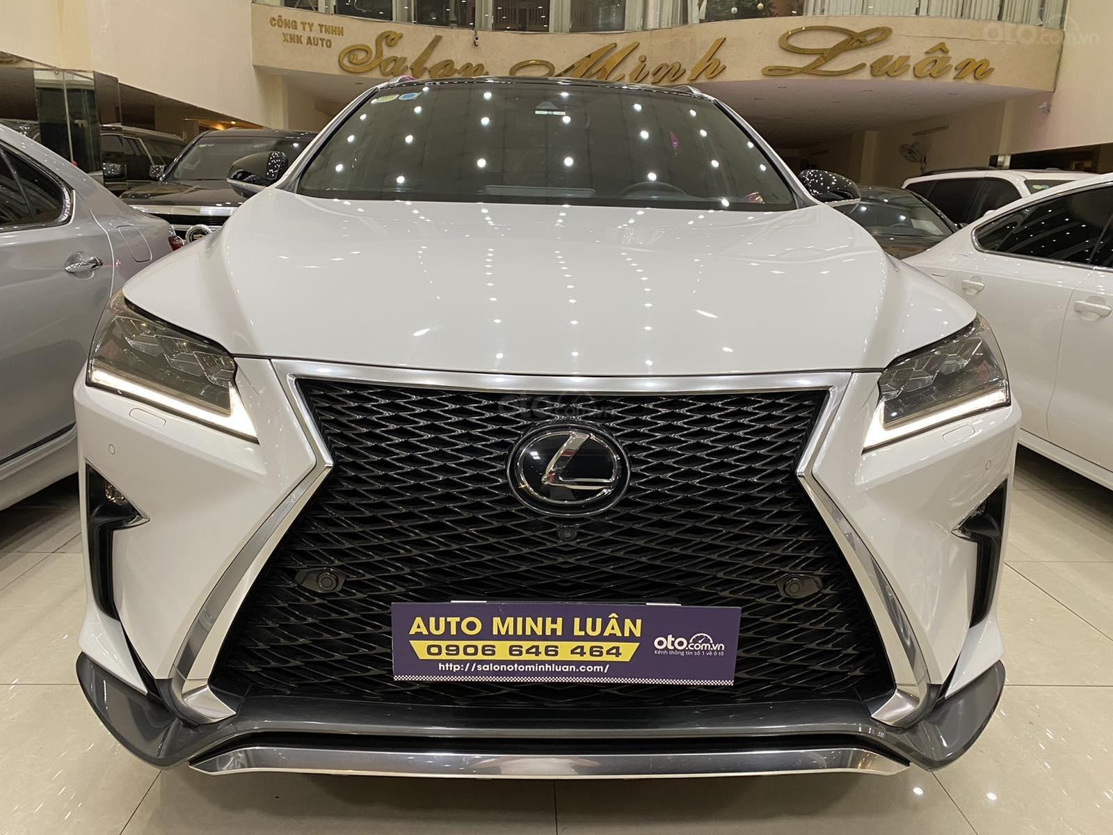Cần bán xe Lexus RX 350 F-Sport 2016 (1)