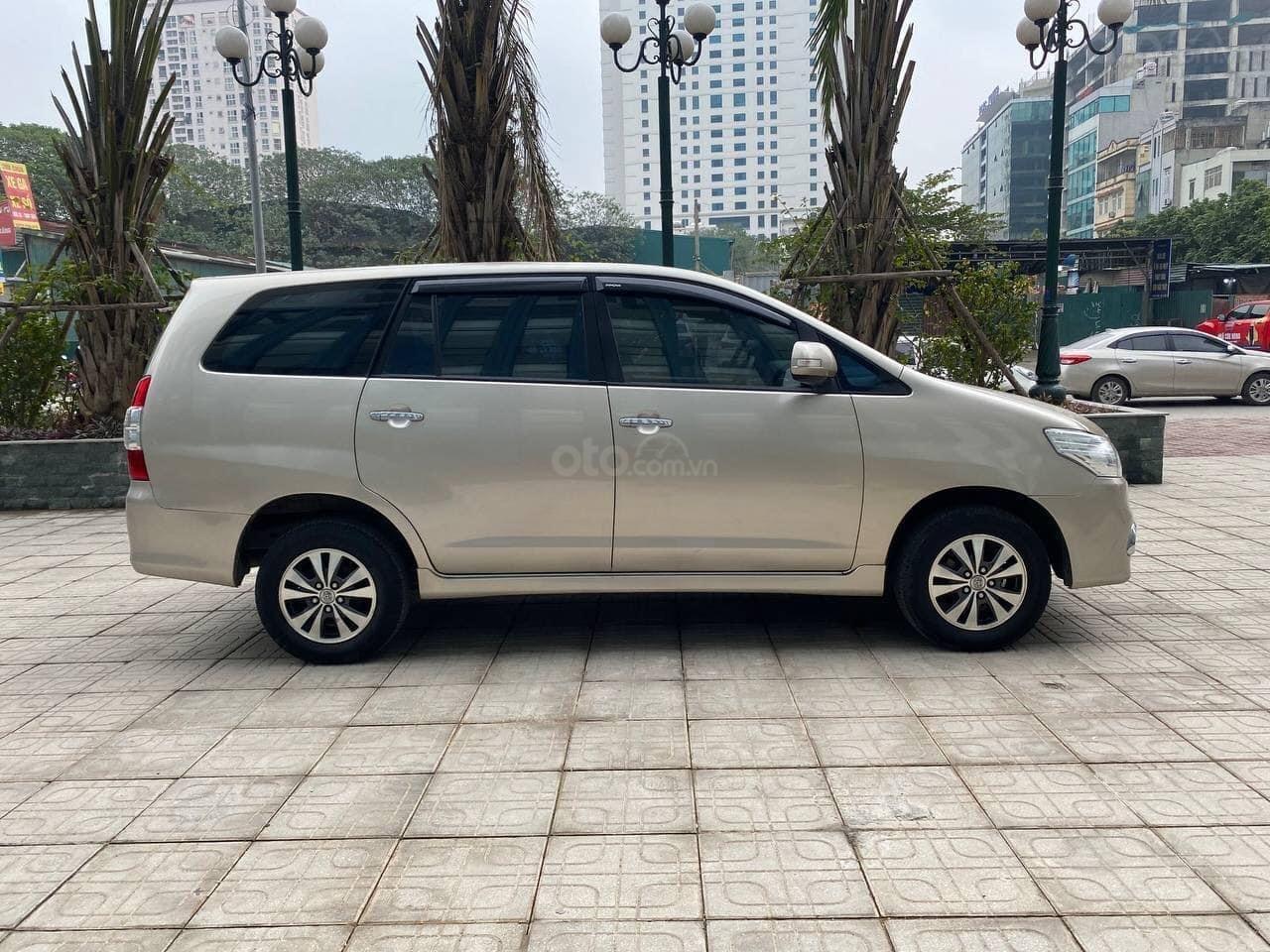Bán Toyota Innova năm sản xuất 2016, giá chỉ 499 triệu (5)