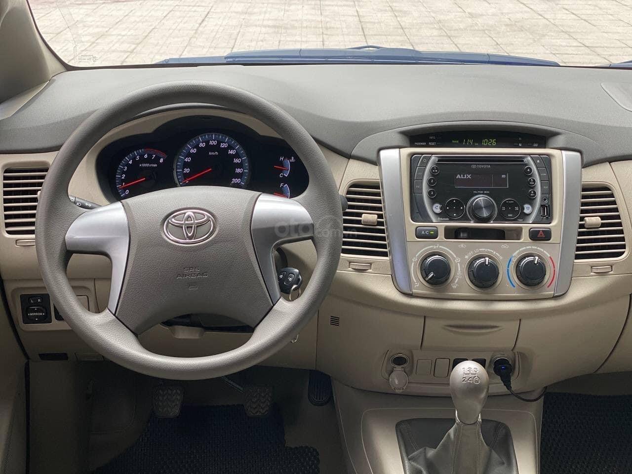 Bán Toyota Innova năm sản xuất 2016, giá chỉ 499 triệu (8)