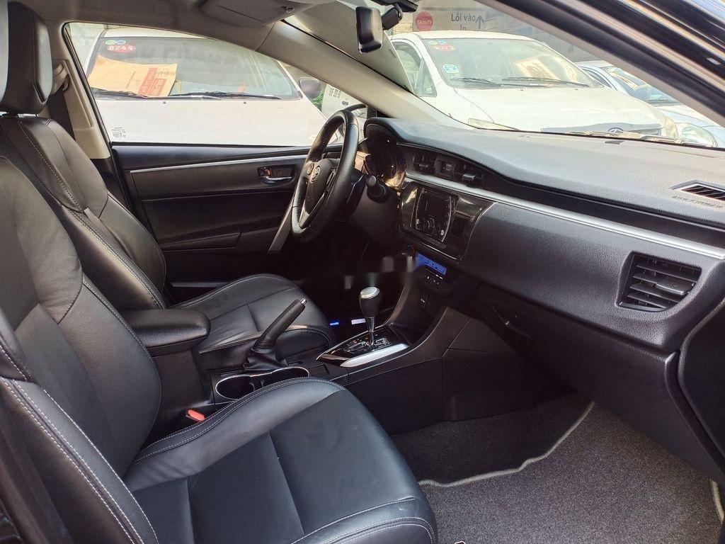 Bán Toyota Corolla Altis năm 2014, màu đen chính chủ, giá chỉ 595 triệu (7)