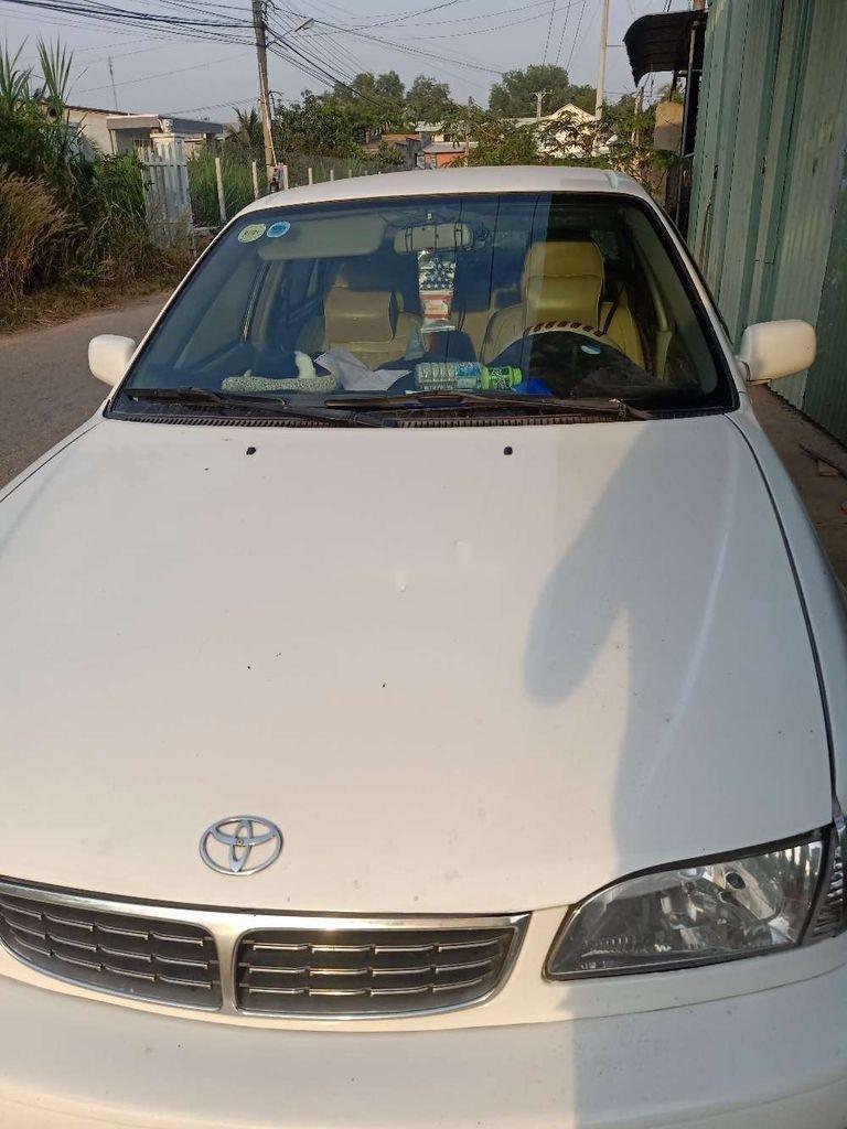 Cần bán gấp Toyota Corolla Altis sản xuất 2001, 165 triệu (1)