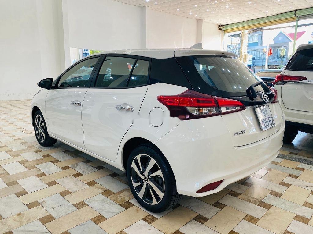 Bán xe Toyota Yaris G năm sản xuất 2018, màu trắng (5)