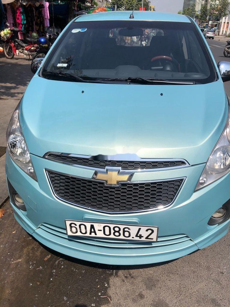 Bán xe Chevrolet Spark sản xuất năm 2013 còn mới (1)